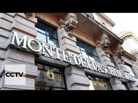 El banco italiano Monte dei Paschi di Siena resulta el más débil frente a la prueba