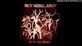 New Model Army - Horsemen