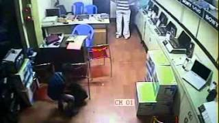 Laptop Theft at Salem Tamilnadu