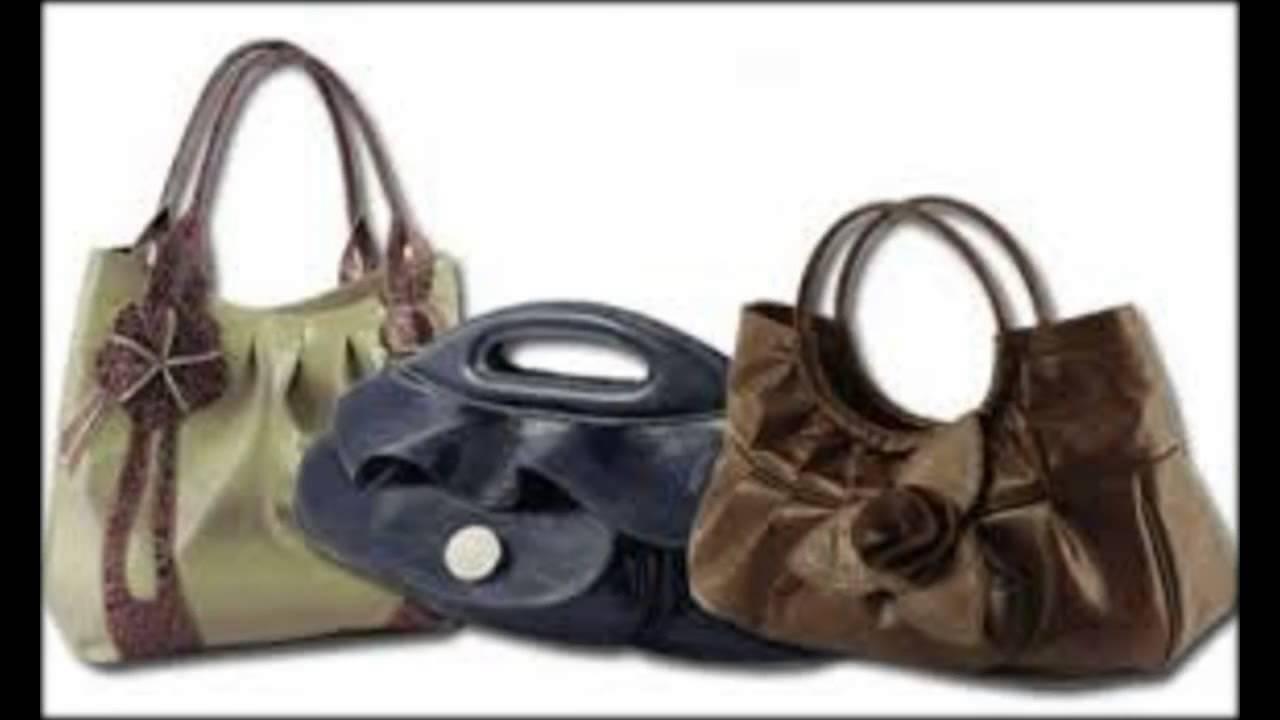 Женские сумки из натуральной кожи с замшей - YouTube