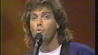 """Michael W Smith singing """"For You"""" on Tonight Show 27 AUG 1991"""