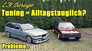 LB Garage | Die Dailys werden zu Projektautos..