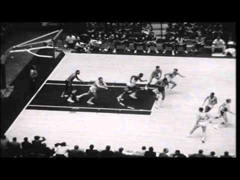 1970 NBA Finals Gm. 5 Lakers vs. Knicks Highlights