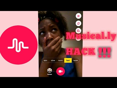Musical.ly SLOW-MO hack!!!!