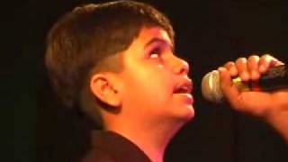 tere liye ham hai jiye veer zara sung bu diwakar the little champ