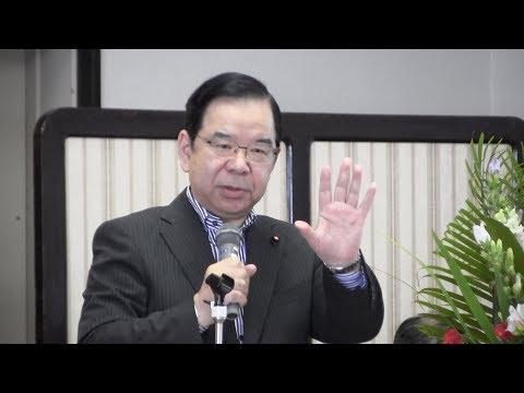 革新懇総会での志位委員長の特別発言