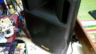 [TMT HD] Bên trong Loa Kéo Công suất lớn - Chất âm OK