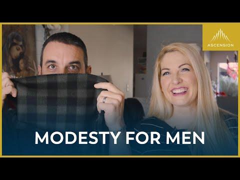 Modesty for Men