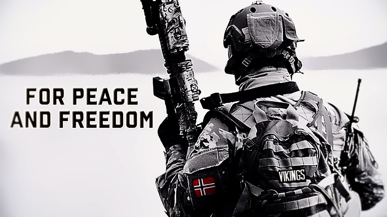 For Peace And Freedom ● Military Motivation |  Norwegian Special Forces (2019 ᴴᴰ)