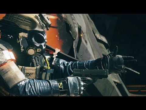 Official Call of Duty®: Infinite Warfare - Willard Wyler's Halloween Scream