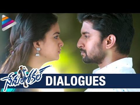 Nenu Local Movie Dialogues   Nani   Keerthy Suresh   Dil Raju   #NenuLocal   Telugu Filmnagar