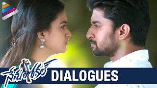 Nenu Local Movie Dialogues | Nani | Keerthy Suresh | Dil Raju | #NenuLocal | Telugu Filmnagar