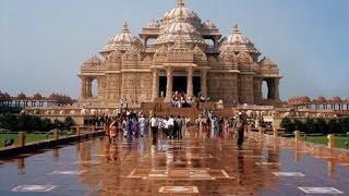 Индия. Храмовый комплекс. Акшардхам(недавно построенный храмовый комплекс Akshardham (Акшардхам)-- красивейшее место в Дели. Храм может составить..., 2011-11-04T13:07:02.000Z)