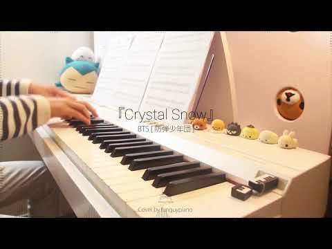 BTS 防弾少年団 - Crystal Snow in the Spring Day | Piano Improvisation