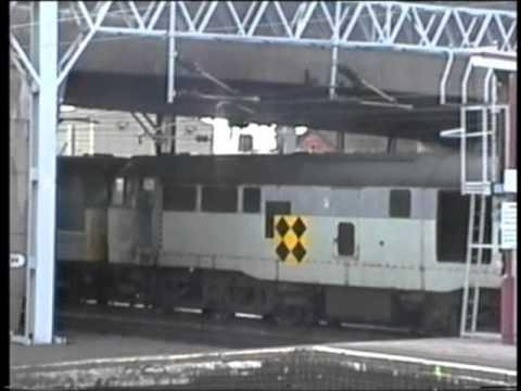 stafford station 1996