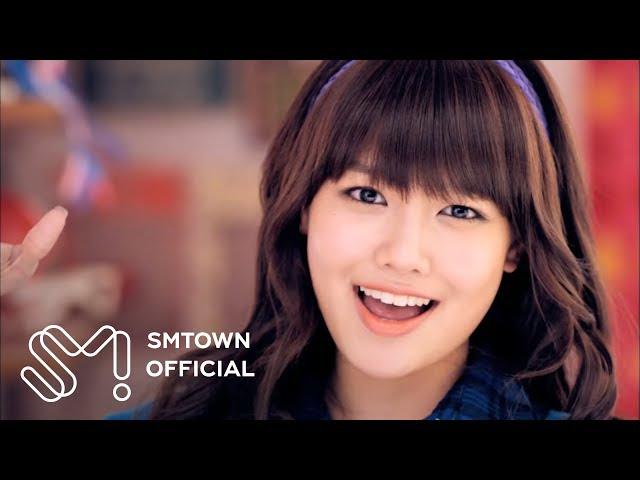 Girls' Generation 소녀시대 'Oh!' MV