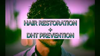 Immunity From DHT & Male Pattern Baldness Subliminal Combo