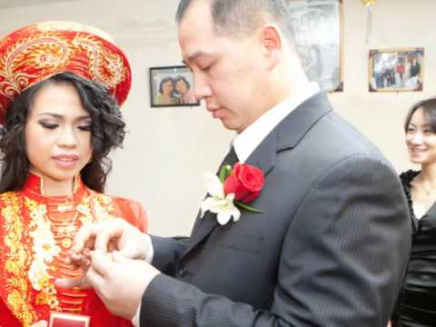 (phuong phu wedding)dam cuoi tren duong que nhu quynh tuong nguyen(lyric)