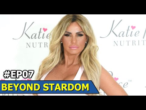 Katie Price | Television personality | Beyond Stardom Shortcuts | Ep 7