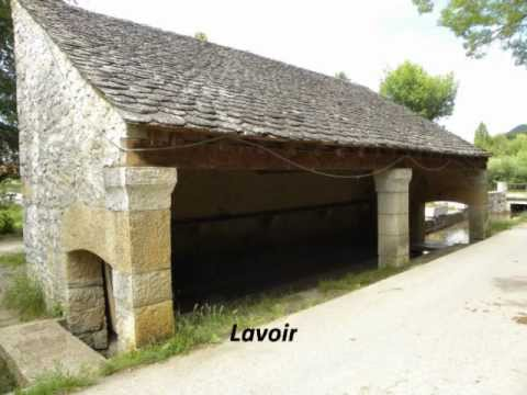 Chanac village de LOZERE.wmv