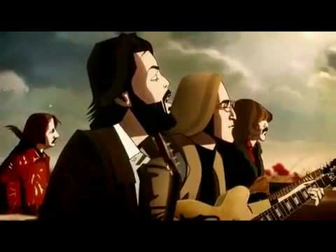 The Beatles Rock Band Ending Cinematic In The End