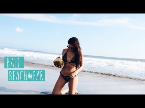 BALI SWIMWEAR & BIKINI LOOKBOOK | Beauty's Big Sister