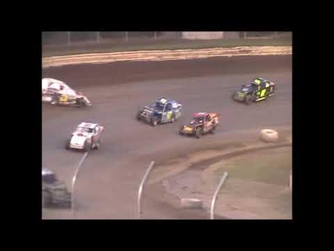Eagle Raceway Sport Mod B Feature on 8-19-2017