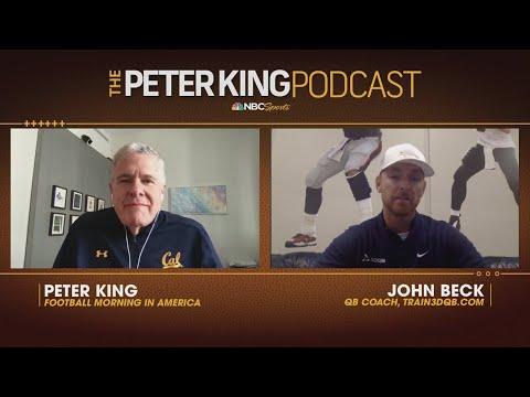 NFL Draft 2021: John Beck talks preparing Zach Wilson for life in New York | Peter King Podcast