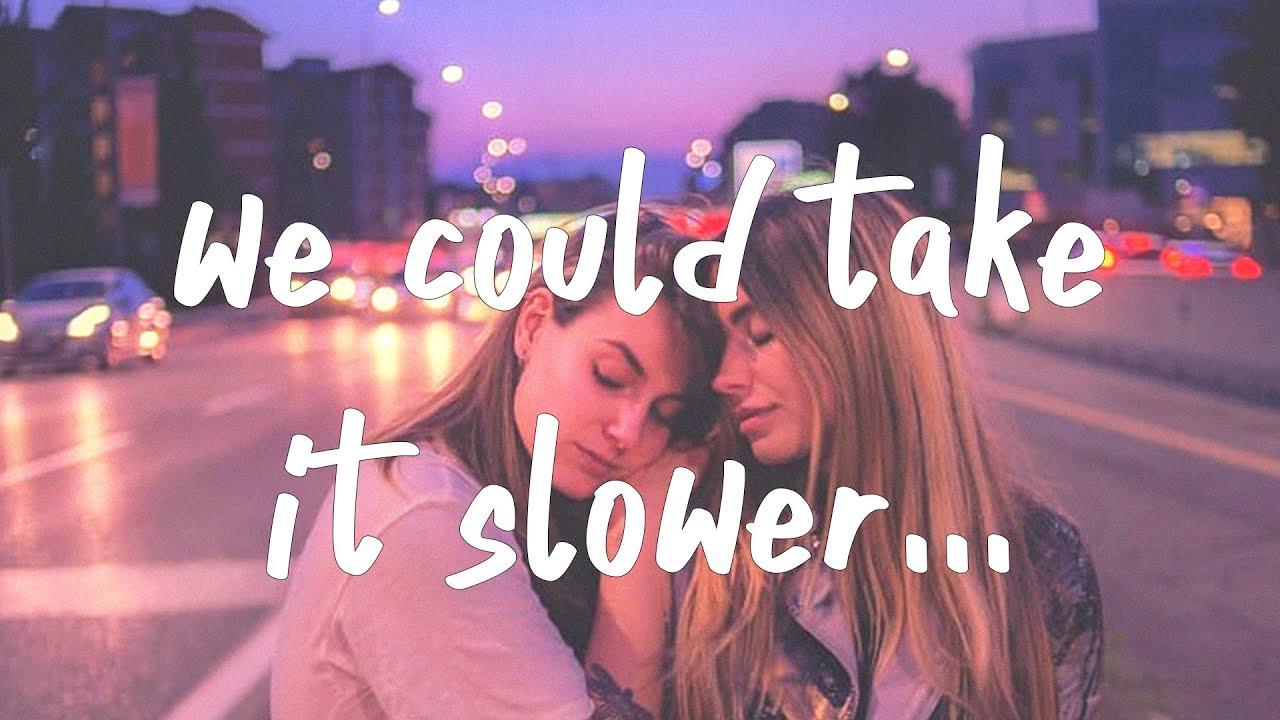 Tate McRae - slower (Lyrics) NOTD Remix
