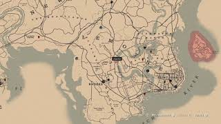 BURRO MATTOCK POND UBICACION LOCALIZACION DE JOHN MARSTON Red Dead Redemption 2 GAMEPLAY PS4 🔫 🔪🐎🐴