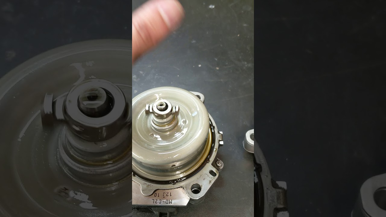 p0012 intake cam motor replacement and spin test video