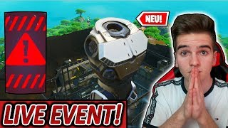 NEUES ROBOTER EVENT STARTET 😱🔥 ... | HEUTE NEUES UPDATE 😍 | Fortnite Battle Royale