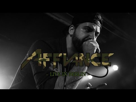 AFFIANCE live in Berlin [CORE COMMUNITY ON TOUR]