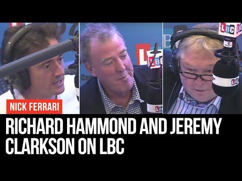 Jeremy Clarkson and Richard Hammond On LBC 97.3