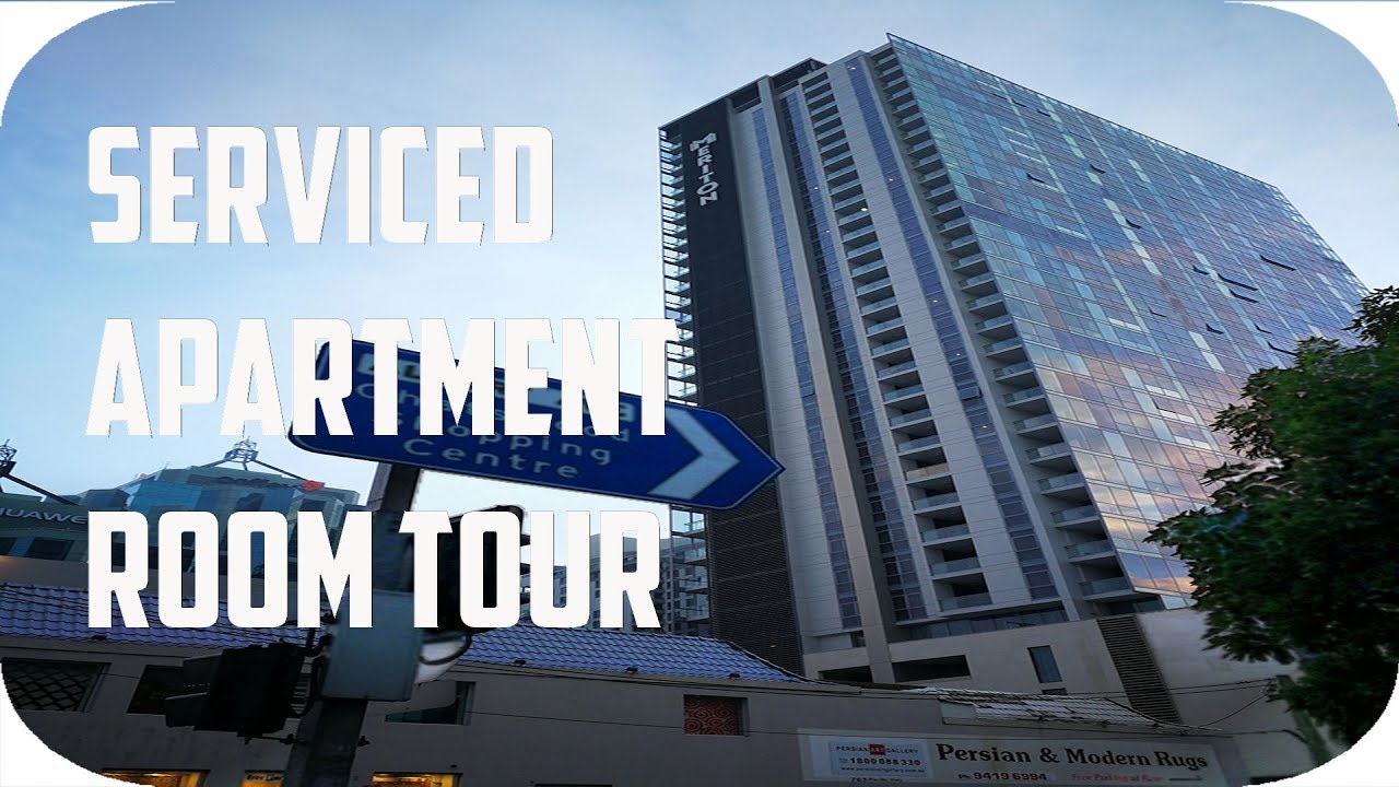 Meriton Serviced Apartment Chatswood Room Tour | 美利通套房酒店 ...
