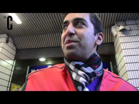 Scottish MSP racially abused while selling The Big Issue