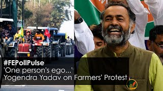 Yogendra Yadav Exclusive | Farmers protests: 'Any large movement is bound to affect politics
