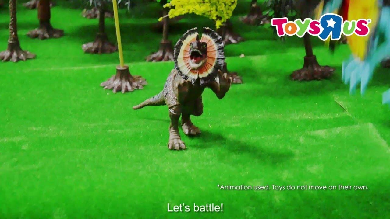 Toys R Us Animal Zone Youtube