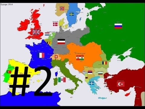 Alternate History of Europe (2) The Great War