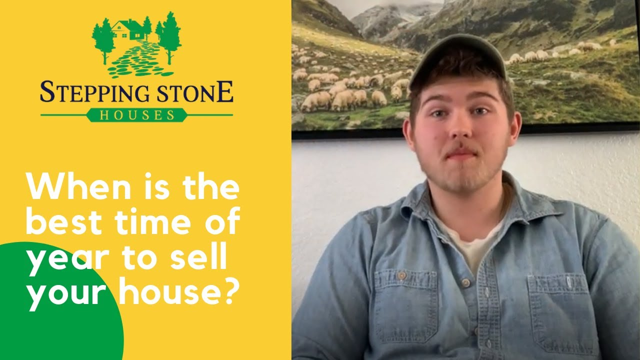 When is the best time of year to sell your house? #Boise #idaho Stepping Stone Houses
