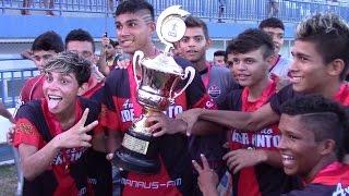 Esporte Clube Tarumã Campeão Amazonense Juvenil 2014