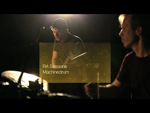 RA Sessions: Machinedrum - Vizion / Center Your Love / SeeSea