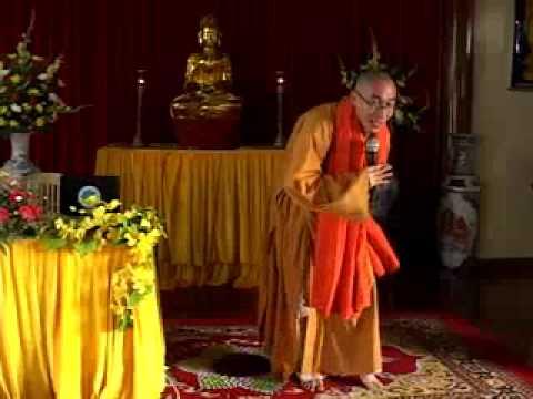 Khí công Phật gia do Đại Đức Thích Minh Khương giảng tại chùa Từ Xuyên