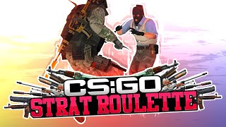 CS:GO STRAT ROULETTE #4! (CS:GO Funny Moments)