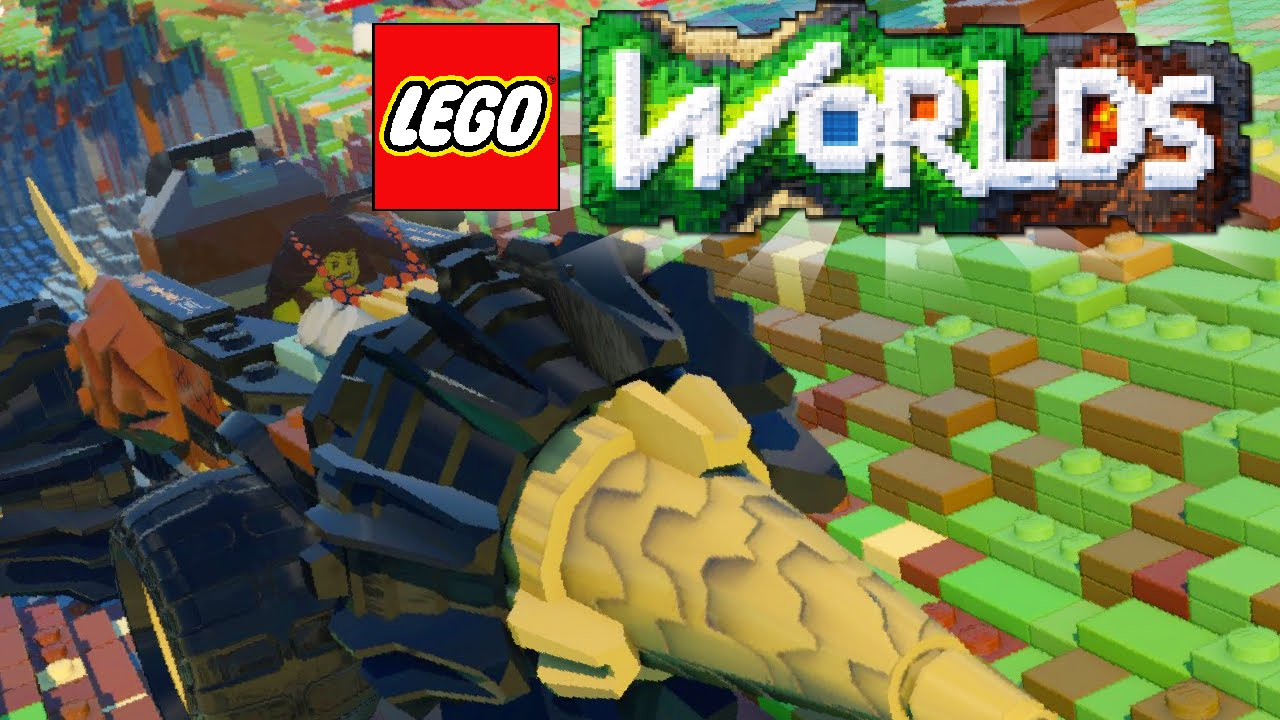 Lego world spel