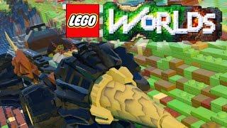 LEGO Worlds Gameplay - LEGO Worlds #01   arazhulhd