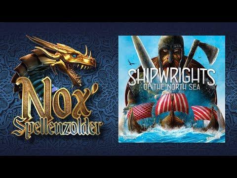 Shipwrights of the North Sea | Board Game | BoardGameGeek