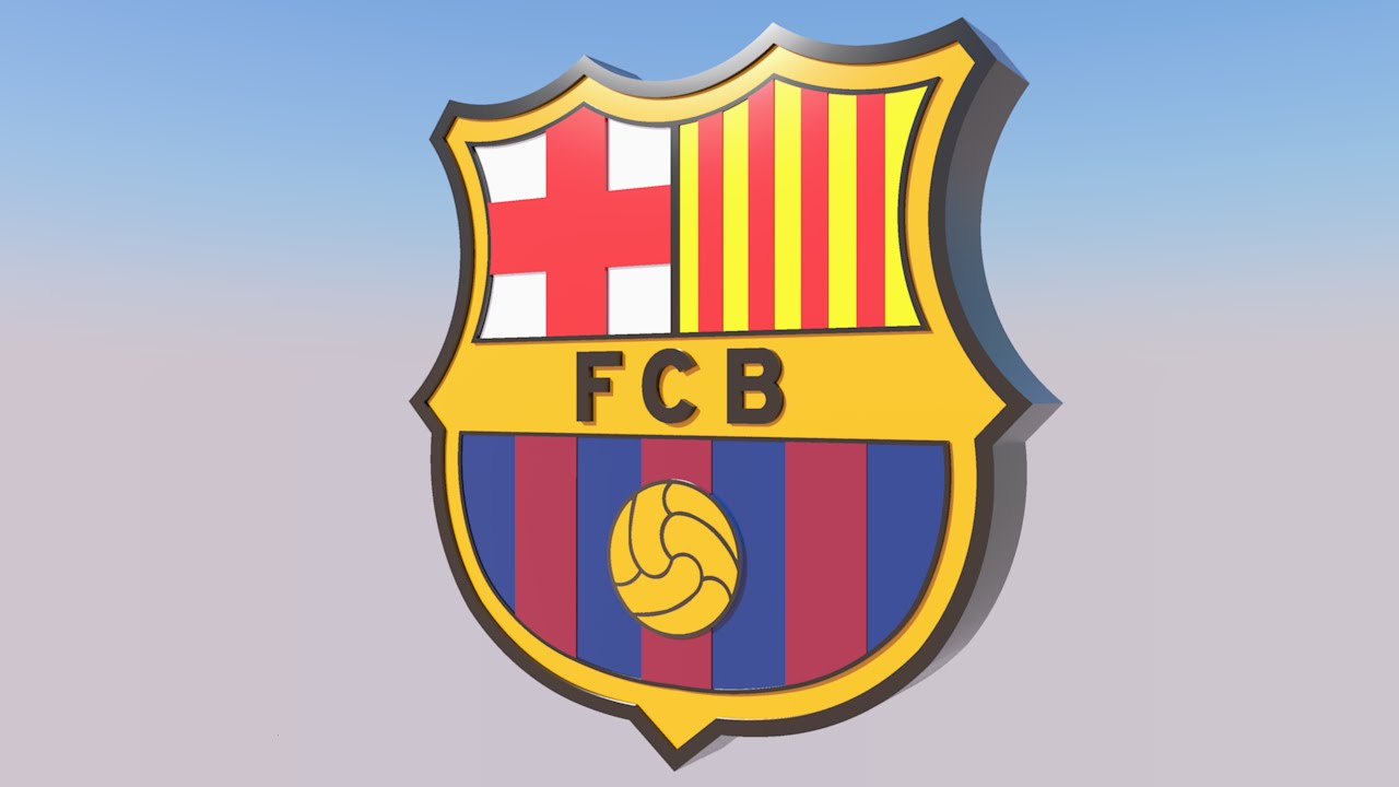 Fc Barcelona 2002 2019 Sketchup 3d Model Youtube