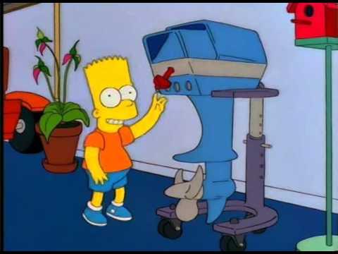 Helooooo Mr. Bush! (The Simpsons)