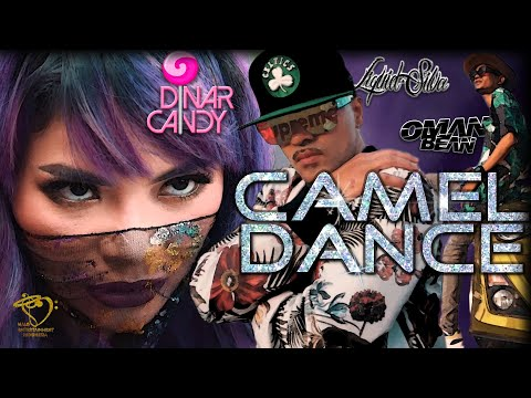 DINAR CANDY - CAMEL DANCE With LIQUID SILVA And OMAN BEAN (Official Music Video)
